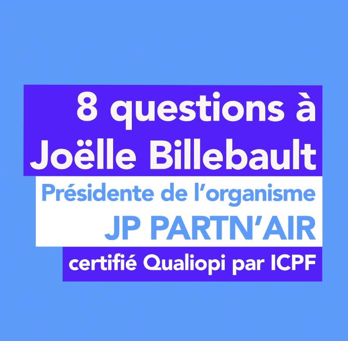 [Vidéo] Interview #Qualiopi de notre Présidente
