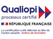 Certifié Qualiopi : voir notre agrément